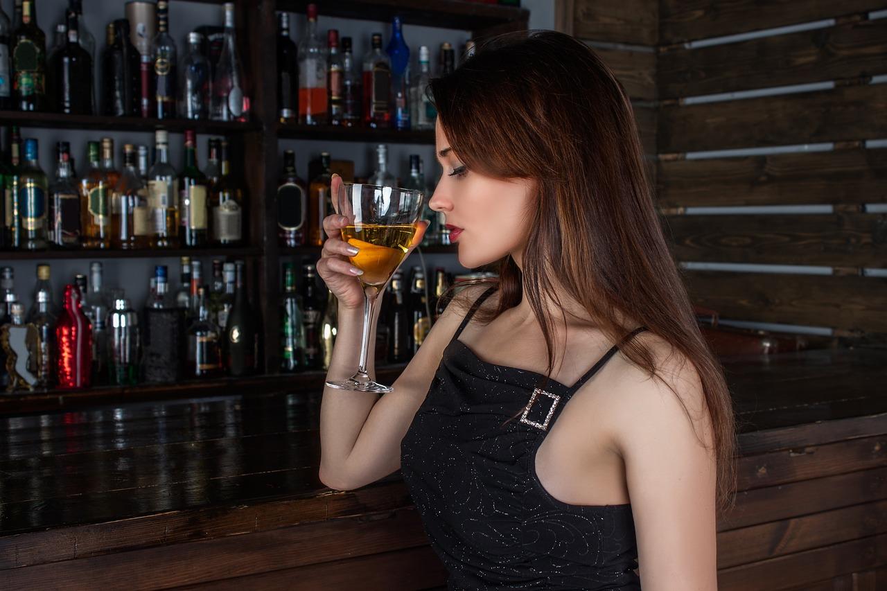 Is alcohol drinken tijdens de overgang verstandig