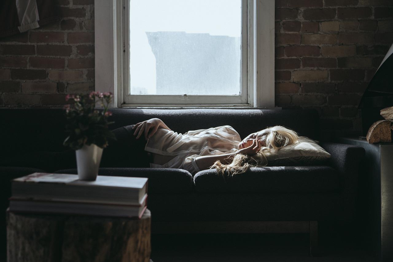 Slecht slapen tijdens de overgang