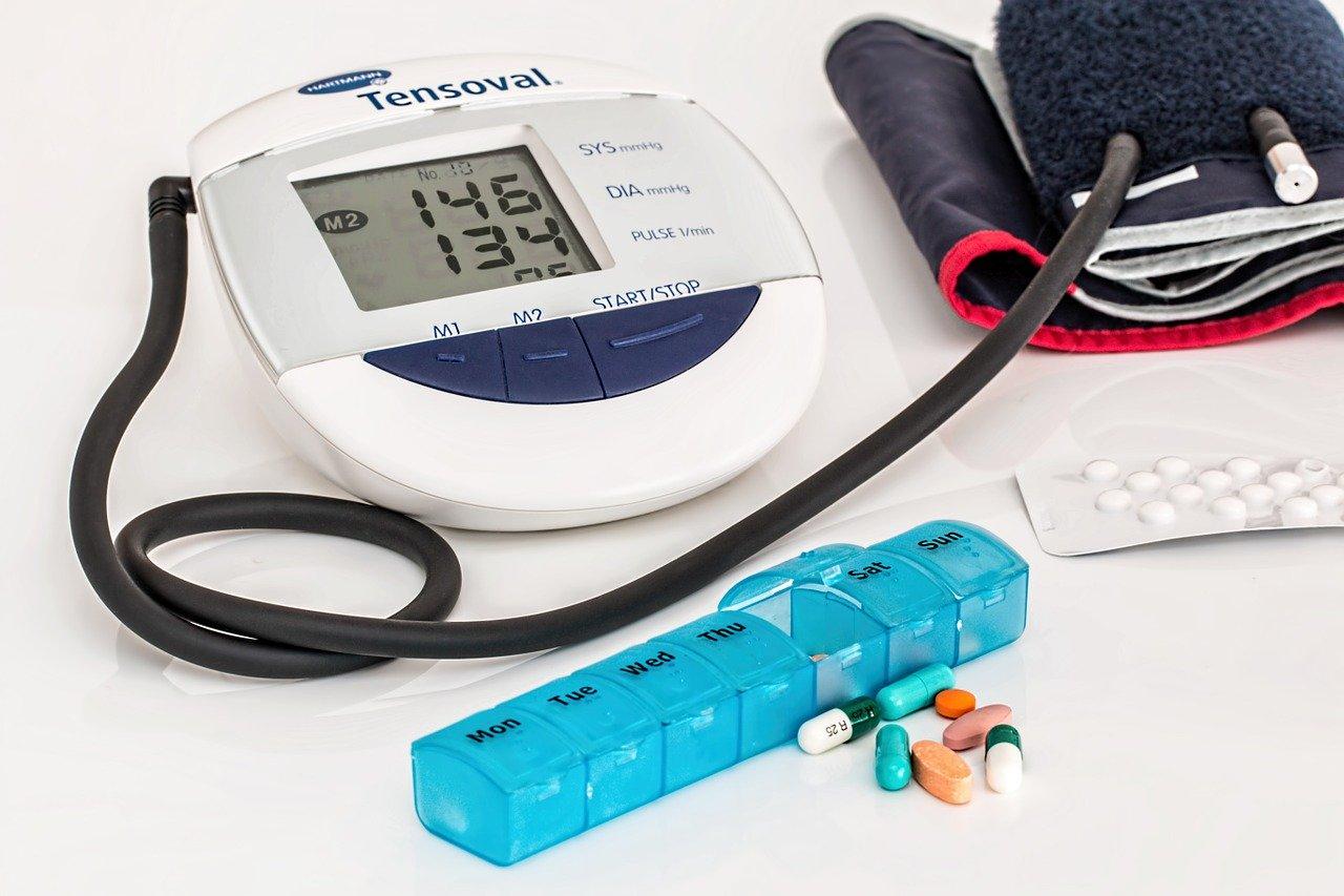 Hoge bloeddruk overgang