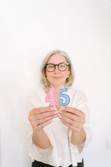 leeftijd van de overgang