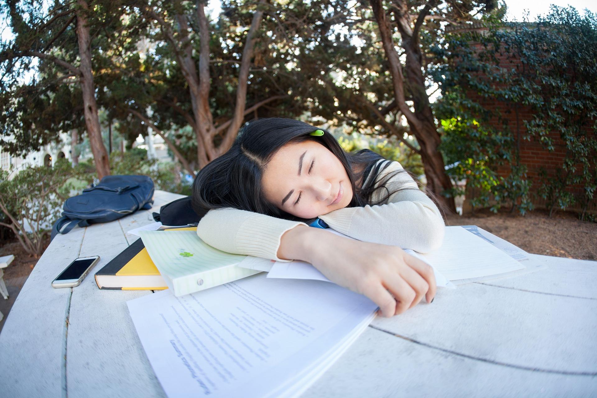 Waarom slaap je slecht tijdens de overgang?